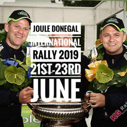 Joule Donegal International Rally