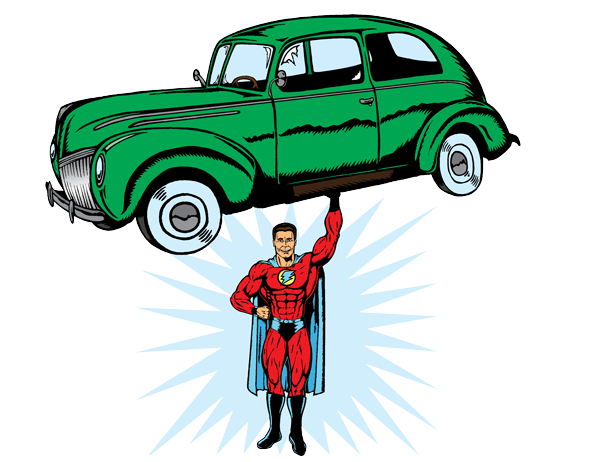 Be a car recycling hero!
